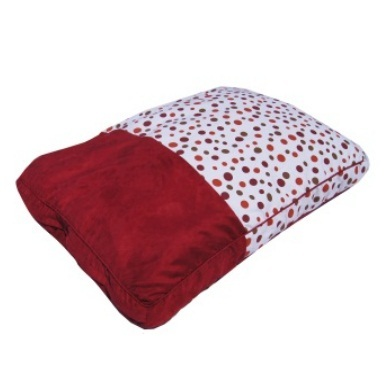 """Siesta"" Ruby Nights Dog Bed Cushion"